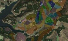 Lageplan aus Forstprogramm
