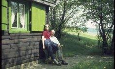 Rothenbergs Hütte Sandhelle
