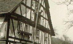Wandervogelheim. Bild von 1956